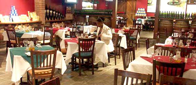 Bella roma restaurant businesses in upington for Ristorante elle roma